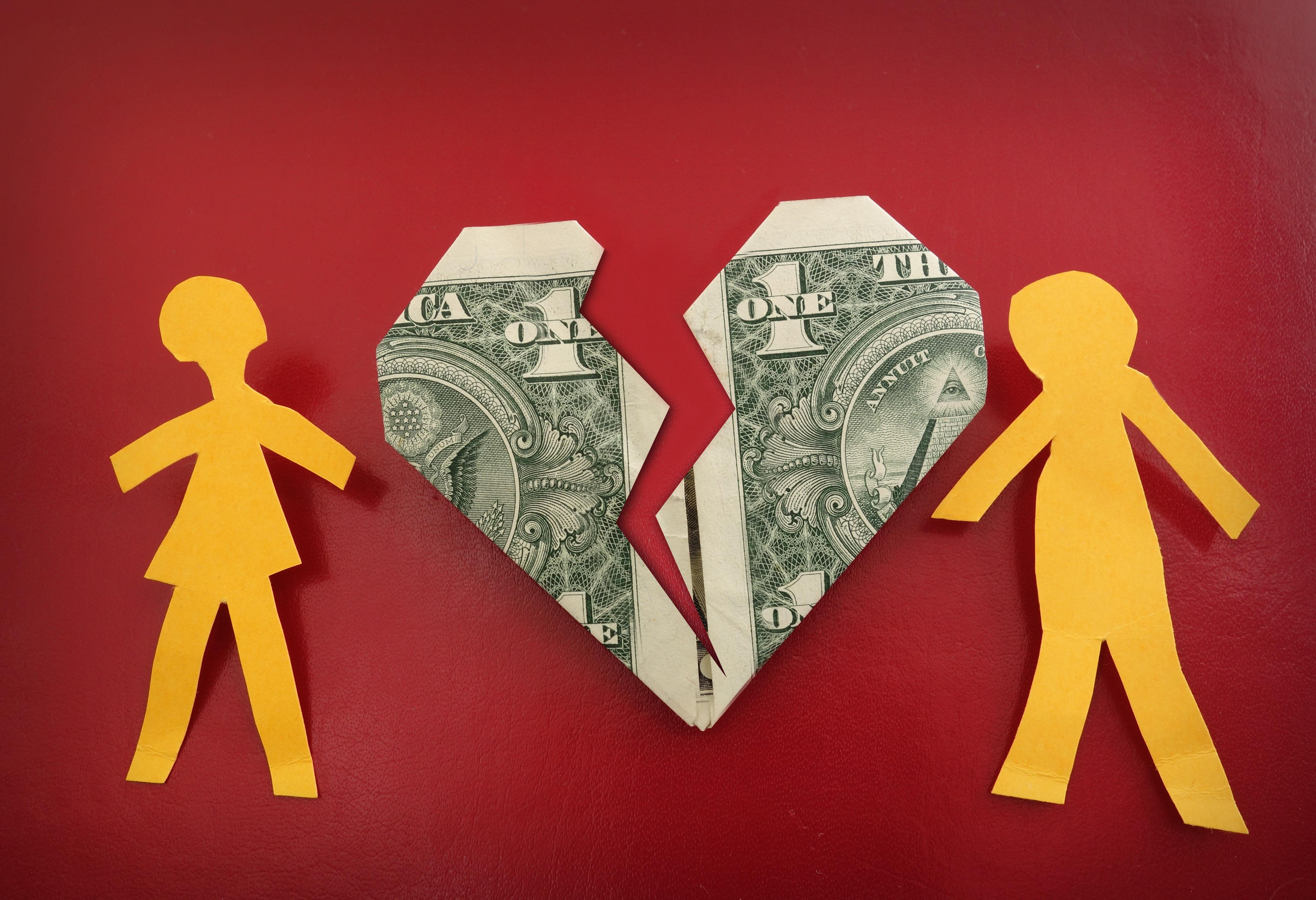 Should you merge your finances?