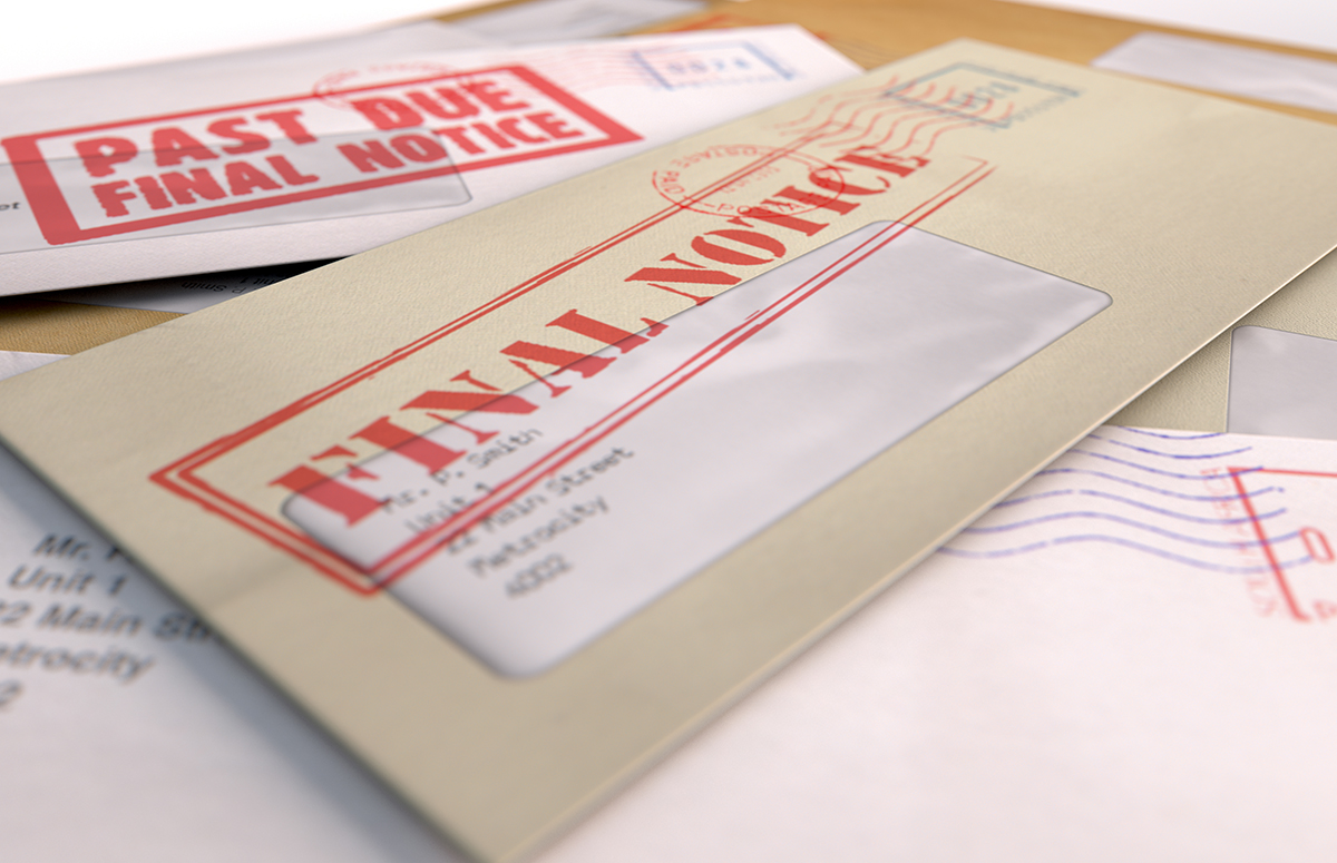 Debt Collection - know your rights